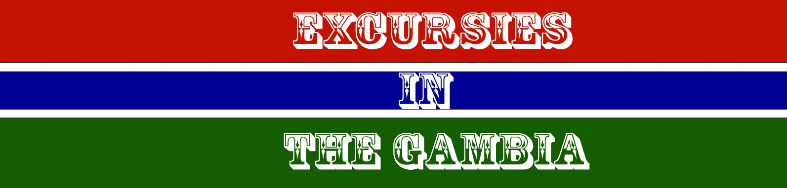Excursies Gambia